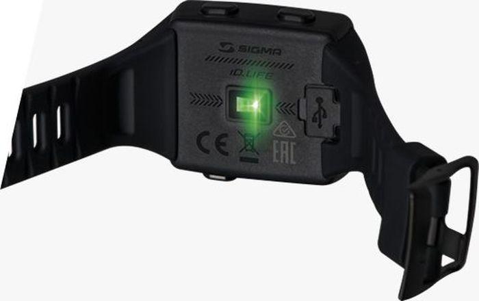 Пульсометр Sigma