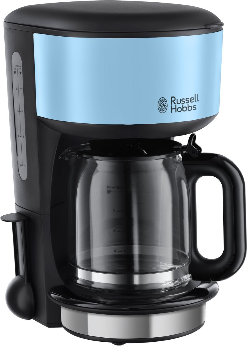 Russell Hobbs Colours Plus Нeavenly 20136-56, Blue кофеварка кофеварка russell hobbs 21420 56