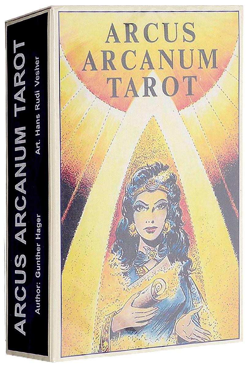 Карты, Таро Зеркало судьбы. (Arcus arcanum tarot). ciro marchetti tarot of dreams таро снов набор 83 карты с книгой на английском языке