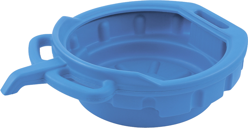 Поддон для сбора масла Stels, цвет: синий, 8 л56704Открытый поддон емкостью 8 литров предназначен для слива масла, топлива и техническихжидкостей из агрегатов автомобиля. Изготовлен из масло- и бензостойкого пластика.