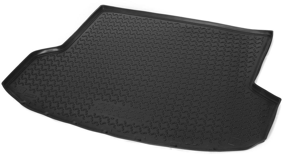 Коврик багажника Rival для Hyundai ix35 2010-2016, полиуретан12304002Коврик багажника Rival позволяет надежно защитить и сохранить от грязи багажный отсек вашего автомобиля на протяжении всего срока эксплуатации, полностью повторяют геометрию багажника.- Высокий борт специальной конструкции препятствует попаданию разлившейся жидкости и грязи на внутреннюю отделку.- Произведены из первичных материалов, в результате чего отсутствует неприятный запах в салоне автомобиля.- Рисунок обеспечивает противоскользящую поверхность, благодаря которой перевозимые предметы не перекатываются в багажном отделении, а остаются на своих местах.- Высокая эластичность, можно беспрепятственно эксплуатировать при температуре от -45 ?C до +45 ?C.- Изготовлены из высококачественного и экологичного материала, не подверженного воздействию кислот, щелочей и нефтепродуктов. Уважаемые клиенты!Обращаем ваше внимание,что коврик имеет формусоответствующую модели данного автомобиля. Фото служит для визуального восприятия товара.
