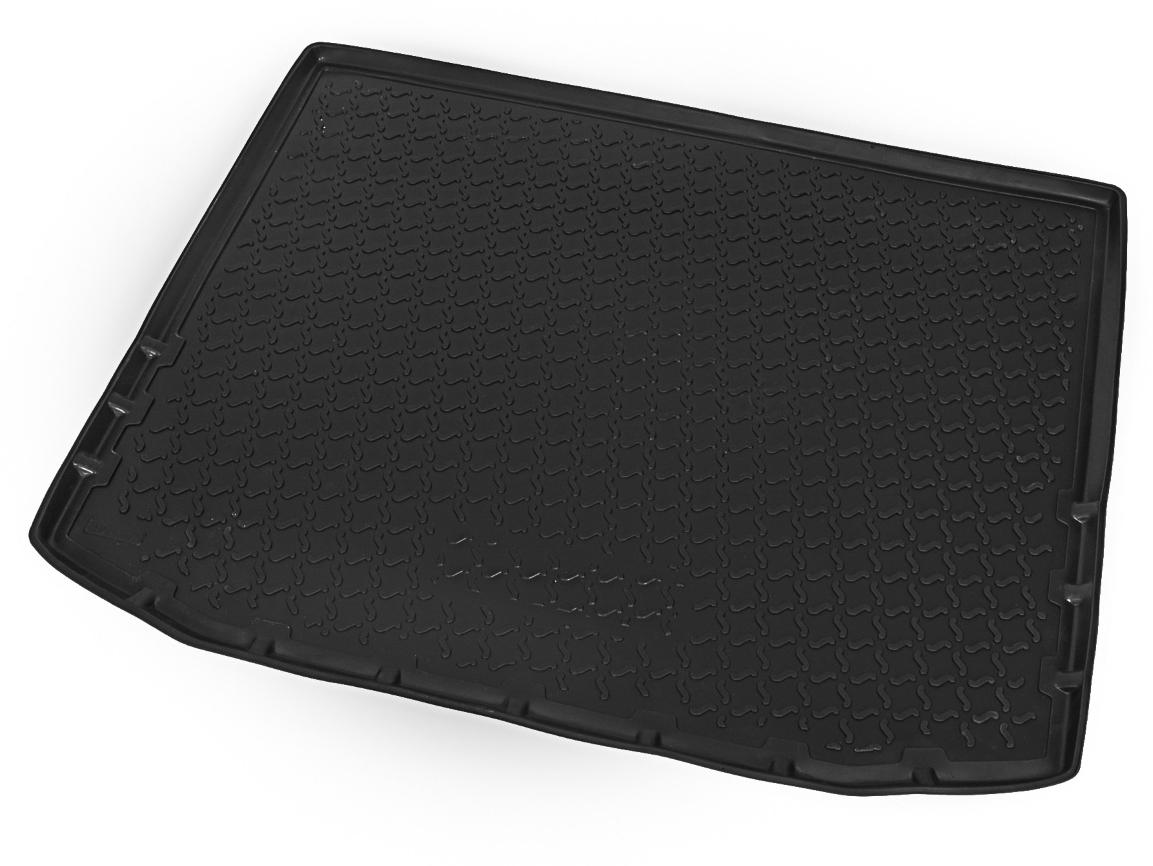 Коврик в багажник Rival для Mitsubishi ASX 2013-н.в., полиуритан, 1 шт. 1400100114001001Коврик багажника Rival позволяет надежно защитить и сохранить от грязи багажный отсек вашего автомобиля на протяжении всего срока эксплуатации, полностью повторяют геометрию багажника.- Высокий борт специальной конструкции препятствует попаданию разлившейся жидкости и грязи на внутреннюю отделку.- Произведены из первичных материалов, в результате чего отсутствует неприятный запах в салоне автомобиля.- Рисунок обеспечивает противоскользящую поверхность, благодаря которой перевозимые предметы не перекатываются в багажном отделении, а остаются на своих местах.- Высокая эластичность, можно беспрепятственно эксплуатировать при температуре от -45 ?C до +45 ?C.- Изготовлены из высококачественного и экологичного материала, не подверженного воздействию кислот, щелочей и нефтепродуктов. Уважаемые клиенты!Обращаем ваше внимание,что коврик имеет формусоответствующую модели данного автомобиля. Фото служит для визуального восприятия товара.