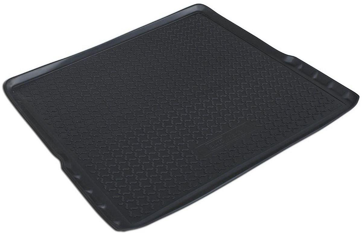 Коврик багажника Rival для Skoda Octavia A7 (SD) 2013-, полиуретан автомобильный коврик seintex 677 для skoda octavia