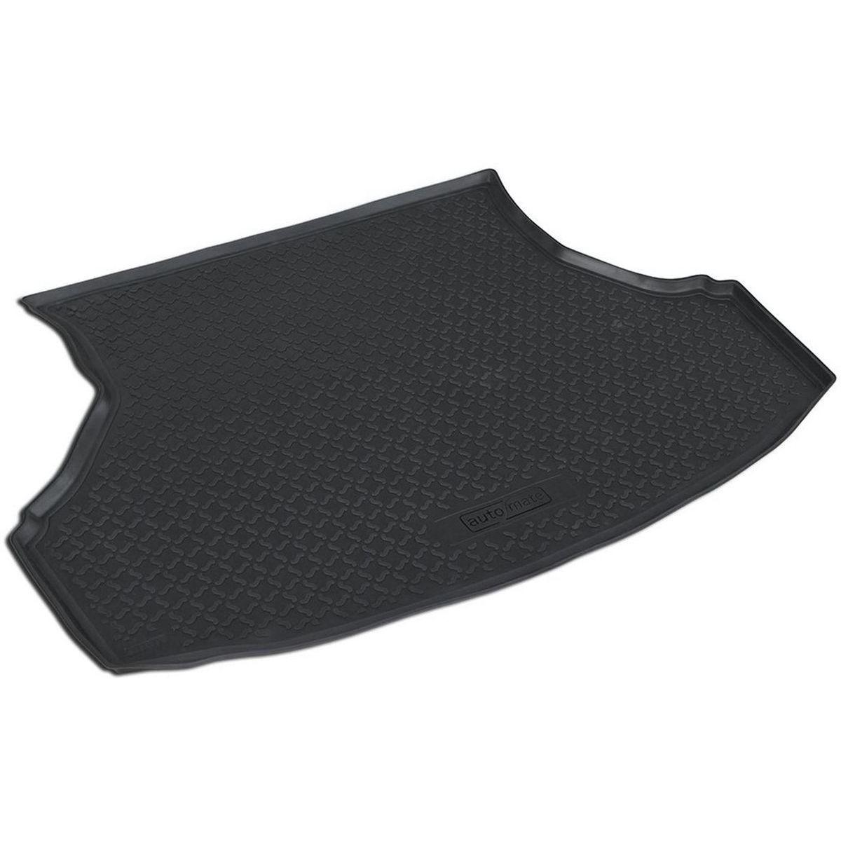 Коврик багажника Rival для Lada Granta (SD) 2011-, полиуретан16001002Коврик багажника Rival позволяет надежно защитить и сохранить от грязи багажный отсек вашего автомобиля на протяжении всего срока эксплуатации, полностью повторяют геометрию багажника.- Высокий борт специальной конструкции препятствует попаданию разлившейся жидкости и грязи на внутреннюю отделку.- Произведены из первичных материалов, в результате чего отсутствует неприятный запах в салоне автомобиля.- Рисунок обеспечивает противоскользящую поверхность, благодаря которой перевозимые предметы не перекатываются в багажном отделении, а остаются на своих местах.- Высокая эластичность, можно беспрепятственно эксплуатировать при температуре от -45 ?C до +45 ?C.- Изготовлены из высококачественного и экологичного материала, не подверженного воздействию кислот, щелочей и нефтепродуктов. Уважаемые клиенты!Обращаем ваше внимание,что коврик имеет формусоответствующую модели данного автомобиля. Фото служит для визуального восприятия товара.