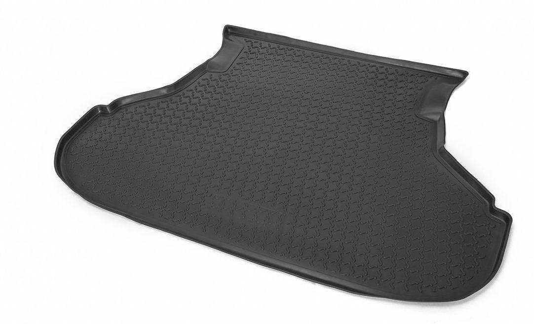 Коврик багажника Rival для Lada Priora (SD) 2007-, полиуретан16004002Коврик багажника Rival позволяет надежно защитить и сохранить от грязи багажный отсек вашего автомобиля на протяжении всего срока эксплуатации, полностью повторяют геометрию багажника.- Высокий борт специальной конструкции препятствует попаданию разлившейся жидкости и грязи на внутреннюю отделку.- Произведены из первичных материалов, в результате чего отсутствует неприятный запах в салоне автомобиля.- Рисунок обеспечивает противоскользящую поверхность, благодаря которой перевозимые предметы не перекатываются в багажном отделении, а остаются на своих местах.- Высокая эластичность, можно беспрепятственно эксплуатировать при температуре от -45 ?C до +45 ?C.- Изготовлены из высококачественного и экологичного материала, не подверженного воздействию кислот, щелочей и нефтепродуктов. Уважаемые клиенты!Обращаем ваше внимание,что коврик имеет формусоответствующую модели данного автомобиля. Фото служит для визуального восприятия товара.