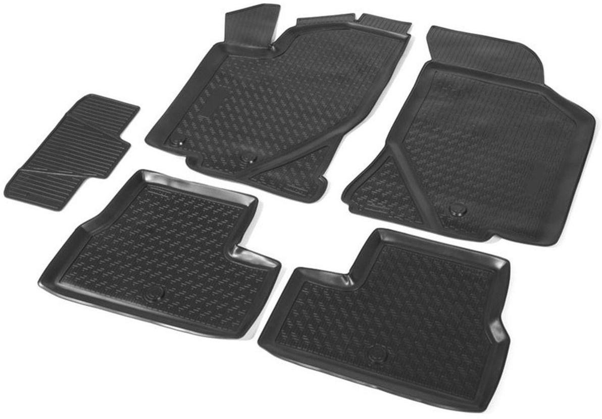 Коврики салона Rival для Lada Granta (HB, SD) 2011-, c перемычкой, полиуретан16001001Прочные и долговечные коврики Rival в салон автомобиля, изготовлены из высококачественного и экологичного сырья, полностью повторяют геометрию салона вашего автомобиля.- Надежная система крепления, позволяющая закрепить коврик на штатные элементы фиксации, в результате чего отсутствует эффект скольжения по салону автомобиля.- Высокая стойкость поверхности к стиранию.- Специализированный рисунок и высокий борт, препятствующие распространению грязи и жидкости по поверхности коврика.- Перемычка задних ковриков в комплекте предотвращает загрязнение тоннеля карданного вала.- Произведены из первичных материалов, в результате чего отсутствует неприятный запах в салоне автомобиля.- Высокая эластичность, можно беспрепятственно эксплуатировать при температуре от -45 ?C до +45 ?C.Уважаемые клиенты!Обращаем ваше внимание,что коврики имеет формусоответствующую модели данного автомобиля. Фото служит для визуального восприятия товара.