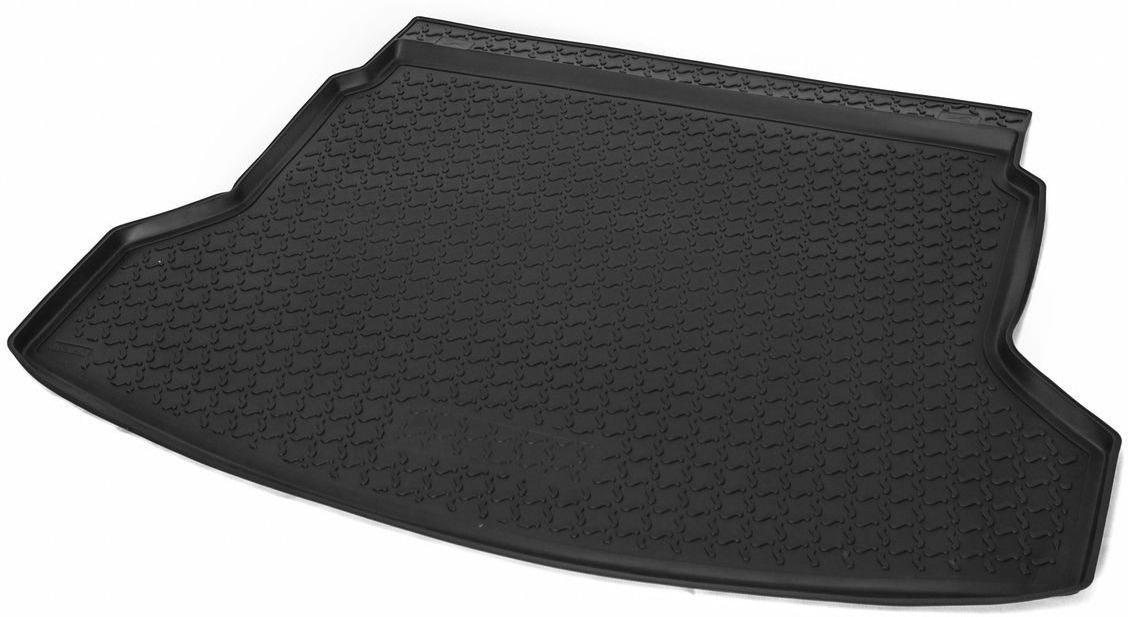 Коврик багажника Rival для Honda CR-V 2012-2015, полиуретан12101002Коврик багажника Rival позволяет надежно защитить и сохранить от грязи багажный отсек вашего автомобиля на протяжении всего срока эксплуатации, полностью повторяют геометрию багажника. - Высокий борт специальной конструкции препятствует попаданию разлитой жидкости и грязи на внутреннюю отделку. - Произведен из первичных материалов, в результате чего отсутствует неприятный запах в салоне автомобиля. - Рисунок обеспечивает противоскользящую поверхность, благодаря которой перевозимые предметы не перекатываются в багажном отделении, а остаются на своих местах.- Высокая эластичность, можно беспрепятственно эксплуатировать при температуре от -45°C до +45°C.- Коврик изготовлен из высококачественного и экологичного материала, не подверженного воздействию кислот, щелочей и нефтепродуктов. Уважаемые клиенты! Обращаем ваше внимание, что коврик имеет форму, соответствующую модели данного автомобиля. Фото служит для визуального восприятия товара.