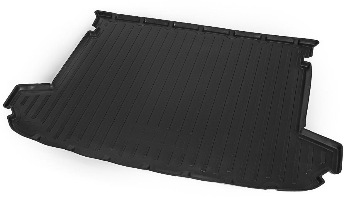 Коврик багажника Rival для Kia Sportage 2016-, полиуретан12805004Коврик багажника Rival позволяет надежно защитить и сохранить от грязи багажный отсек вашего автомобиля на протяжении всего срока эксплуатации, полностью повторяют геометрию багажника.- Высокий борт специальной конструкции препятствует попаданию разлитой жидкости и грязи на внутреннюю отделку. - Произведен из первичных материалов, в результате чего отсутствует неприятный запах в салоне автомобиля.- Рисунок обеспечивает противоскользящую поверхность, благодаря которой перевозимые предметы не перекатываются в багажном отделении, а остаются на своих местах.- Высокая эластичность, можно беспрепятственно эксплуатировать при температуре от -45°C до +45°C.- Коврик изготовлен из высококачественного и экологичного материала, не подверженного воздействию кислот, щелочей и нефтепродуктов. Уважаемые клиенты! Обращаем ваше внимание, что коврик имеет форму, соответствующую модели данного автомобиля. Фото служит для визуального восприятия товара.