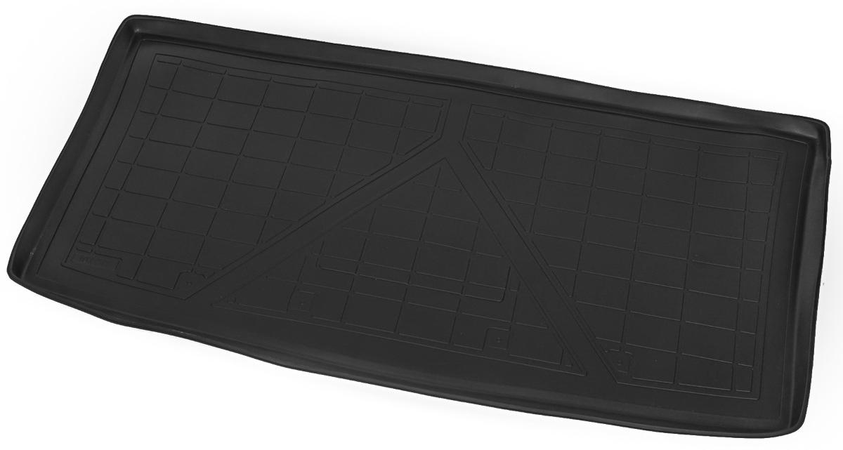 Коврик багажника Rival для Chevrolet Spark 2012-/Ravon R2 2016-, полиуретан11006002Коврик багажника Rival позволяет надежно защитить и сохранить от грязи багажный отсек вашего автомобиля на протяжении всего срока эксплуатации, полностью повторяют геометрию багажника.- Высокий борт специальной конструкции препятствует попаданию разлитой жидкости и грязи на внутреннюю отделку.- Произведен из первичных материалов, в результате чего отсутствует неприятный запах в салоне автомобиля.- Рисунок обеспечивает противоскользящую поверхность, благодаря которой перевозимые предметы не перекатываются в багажном отделении, а остаются на своих местах.- Высокая эластичность, можно беспрепятственно эксплуатировать при температуре от -45°C до +45°C.- Коврик изготовлен из высококачественного и экологичного материала, не подверженного воздействию кислот, щелочей и нефтепродуктов. Уважаемые клиенты! Обращаем ваше внимание, что коврик имеет форму, соответствующую модели данного автомобиля. Фото служит для визуального восприятия товара.