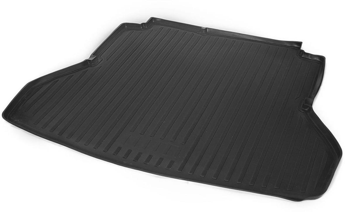 Коврик багажника Rival для Hyundai Elantra 2016-, полиуретан12301002Коврик багажника Rival позволяет надежно защитить и сохранить от грязи багажный отсек вашего автомобиля на протяжении всего срока эксплуатации, полностью повторяют геометрию багажника.- Высокий борт специальной конструкции препятствует попаданию разлитой жидкости и грязи на внутреннюю отделку.- Произведен из первичных материалов, в результате чего отсутствует неприятный запах в салоне автомобиля.- Рисунок обеспечивает противоскользящую поверхность, благодаря которой перевозимые предметы не перекатываются в багажном отделении, а остаются на своих местах.- Высокая эластичность, можно беспрепятственно эксплуатировать при температуре от -45°C до +45°C.- Коврик изготовлен из высококачественного и экологичного материала, не подверженного воздействию кислот, щелочей и нефтепродуктов. Уважаемые клиенты! Обращаем ваше внимание, что коврик имеет форму, соответствующую модели данного автомобиля. Фото служит для визуального восприятия товара.