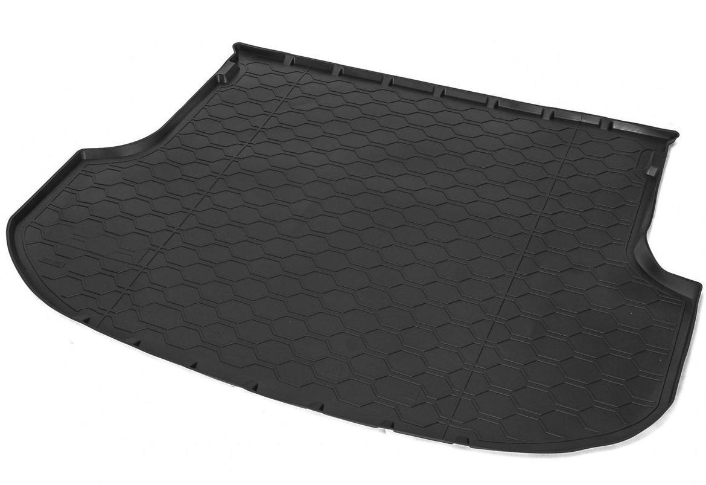 Коврик багажника Rival для Kia Sorento 2012-, полиуретан12804003Коврик багажника Rival позволяет надежно защитить и сохранить от грязи багажный отсек вашего автомобиля на протяжении всего срока эксплуатации, полностью повторяют геометрию багажника.- Высокий борт специальной конструкции препятствует попаданию разлившейся жидкости и грязи на внутреннюю отделку.- Произведены из первичных материалов, в результате чего отсутствует неприятный запах в салоне автомобиля.- Рисунок обеспечивает противоскользящую поверхность, благодаря которой перевозимые предметы не перекатываются в багажном отделении, а остаются на своих местах.- Высокая эластичность, можно беспрепятственно эксплуатировать при температуре от -45 ?C до +45 ?C.- Изготовлены из высококачественного и экологичного материала, не подверженного воздействию кислот, щелочей и нефтепродуктов. Уважаемые клиенты!Обращаем ваше внимание,что коврик имеет формусоответствующую модели данного автомобиля. Фото служит для визуального восприятия товара.