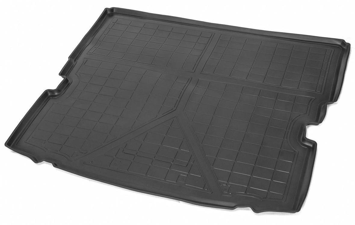 Коврик багажника Rival для Opel Zafira Family 2012-, полиуретан14207004Коврик багажника Rival позволяет надежно защитить и сохранить от грязи багажный отсек вашего автомобиля на протяжении всего срока эксплуатации, полностью повторяют геометрию багажника.- Высокий борт специальной конструкции препятствует попаданию разлитой жидкости и грязи на внутреннюю отделку.- Произведен из первичных материалов, в результате чего отсутствует неприятный запах в салоне автомобиля.- Рисунок обеспечивает противоскользящую поверхность, благодаря которой перевозимые предметы не перекатываются в багажном отделении, а остаются на своих местах.- Высокая эластичность, можно беспрепятственно эксплуатировать при температуре от -45°C до +45°C.- Коврик изготовлен из высококачественного и экологичного материала, не подверженного воздействию кислот, щелочей и нефтепродуктов. Уважаемые клиенты! Обращаем ваше внимание, что коврик имеет форму, соответствующую модели данного автомобиля. Фото служит для визуального восприятия товара.