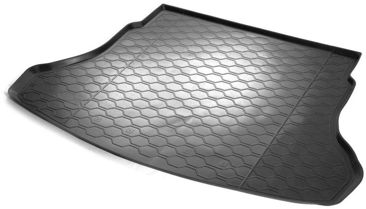 Коврик в багажник Rival для Hyundai Solaris 2017-н.в., седан / Kia Rio 2017-н.в., седан, полиуритан, 1 шт. 1230500812305008Коврик багажника Rival позволяет надежно защитить и сохранить от грязи багажный отсек вашего автомобиля на протяжении всего срока эксплуатации, полностью повторяют геометрию багажника.- Высокий борт специальной конструкции препятствует попаданию разлитой жидкости и грязи на внутреннюю отделку.- Произведен из первичных материалов, в результате чего отсутствует неприятный запах в салоне автомобиля. - Рисунок обеспечивает противоскользящую поверхность, благодаря которой перевозимые предметы не перекатываются в багажном отделении, а остаются на своих местах.- Высокая эластичность, можно беспрепятственно эксплуатировать при температуре от -45°C до +45°C.- Коврик изготовлен из высококачественного и экологичного материала, не подверженного воздействию кислот, щелочей и нефтепродуктов. Уважаемые клиенты! Обращаем ваше внимание, что коврик имеет форму, соответствующую модели данного автомобиля. Фото служит для визуального восприятия товара.