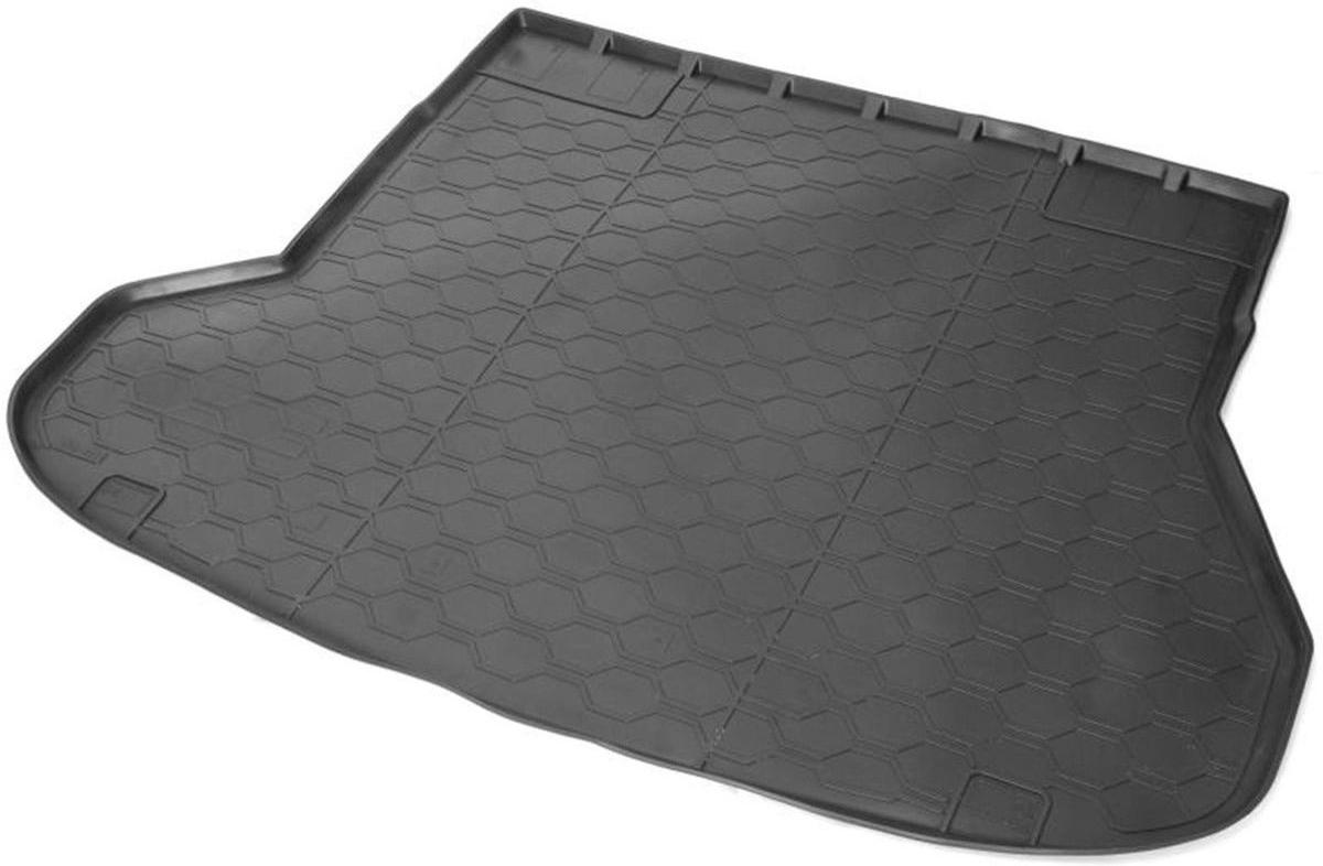 Коврик багажника Rival для Kia Ceed SW 2012-2015, 2015-, полиуретан12801004Коврик багажника Rival позволяет надежно защитить и сохранить от грязи багажный отсек вашего автомобиля на протяжении всего срока эксплуатации, полностью повторяют геометрию багажника.- Высокий борт специальной конструкции препятствует попаданию разлитой жидкости и грязи на внутреннюю отделку.- Произведен из первичных материалов, в результате чего отсутствует неприятный запах в салоне автомобиля.- Рисунок обеспечивает противоскользящую поверхность, благодаря которой перевозимые предметы не перекатываются в багажном отделении, а остаются на своих местах.- Высокая эластичность, можно беспрепятственно эксплуатировать при температуре от -45°C до +45°C.- Коврик изготовлен из высококачественного и экологичного материала, не подверженного воздействию кислот, щелочей и нефтепродуктов. Уважаемые клиенты! Обращаем ваше внимание, что коврик имеет форму, соответствующую модели данного автомобиля. Фото служит для визуального восприятия товара.