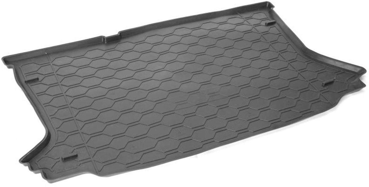 Коврик в багажник Rival для Ford Ecosport 2013-н.в., полиуритан, 1 шт. 1180300211803002Коврик багажника Rival позволяет надежно защитить и сохранить от грязи багажный отсек вашего автомобиля на протяжении всего срока эксплуатации, полностью повторяют геометрию багажника. - Высокий борт специальной конструкции препятствует попаданию разлившейся жидкости и грязи на внутреннюю отделку. - Произведены из первичных материалов, в результате чего отсутствует неприятный запах в салоне автомобиля. - Рисунок обеспечивает противоскользящую поверхность, благодаря которой перевозимые предметы не перекатываются в багажном отделении, а остаются на своих местах. - Высокая эластичность, можно беспрепятственно эксплуатировать при температуре от -45°С до +45°С.- Изготовлены из высококачественного и экологичного материала, не подверженного воздействию кислот, щелочей и нефтепродуктов. Уважаемые клиенты! Обращаем ваше внимание, что коврик имеет форму, соответствующую модели данного автомобиля. Фото служит для визуального восприятия товара.