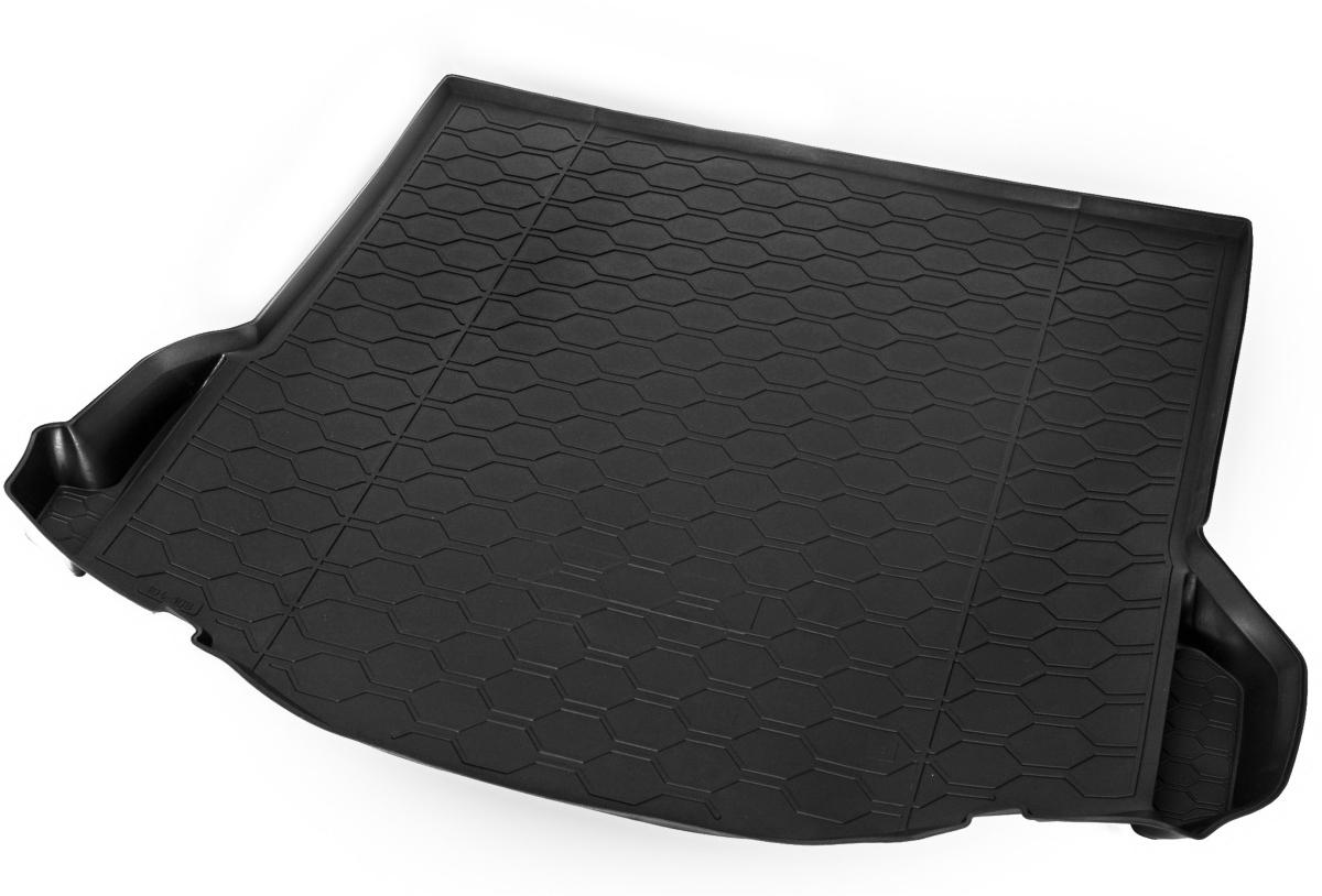 Коврик в багажник Rival для Ford Focus III седан 2013-н.в., полиуритан, 1 шт. 1180100411801004Автомобильный коврик багажника RivalКоврик багажника позволяет надежно защитить и сохранить от грязи багажный отсек вашего автомобиля на протяжении всего срока эксплуатации, полностью повторяют геометрию багажника.- Высокий борт специальной конструкции препятствует попаданию разлившейся жидкости и грязи на внутреннюю отделку.- Произведены из первичных материалов, в результате чего отсутствует неприятный запах в салоне автомобиля.- Рисунок обеспечивает противоскользящую поверхность, благодаря которой перевозимые предметы не перекатываются в багажном отделении, а остаются на своих местах.- Высокая эластичность, можно беспрепятственно эксплуатировать при температуре от -45 до +45 градусов.- Изготовлены из высококачественного и экологичного материала, не подверженного воздействию кислот, щелочей и нефтепродуктов. Уважаемые клиенты!Обращаем ваше внимание, что коврик имеет форму соответствующую модели данного автомобиля. Фото служит для визуального восприятия товара.