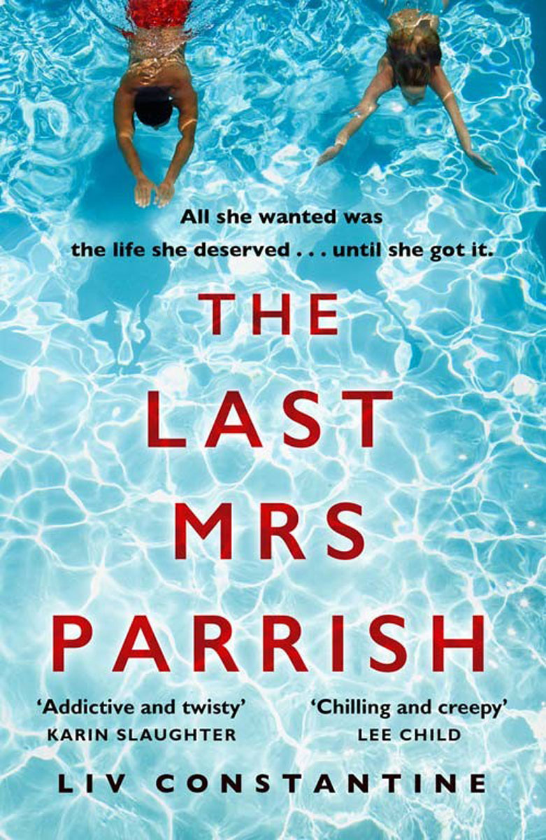 The Last Mrs Parrish худи print bar she believed she could so she did