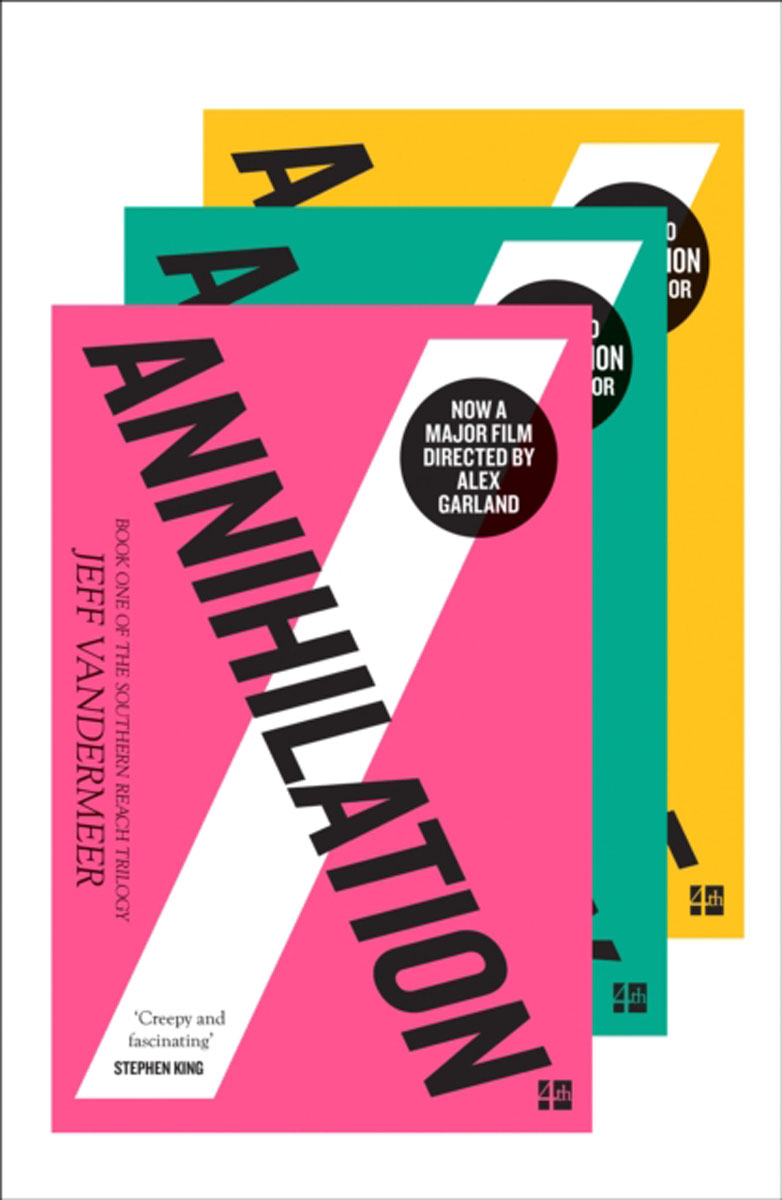 THE SOUTHERN REACH TRILOGY: The thrilling series behind Annihilation forever on the mountain – the truth behind one of mountaineering s most controversial and mysterious disasters