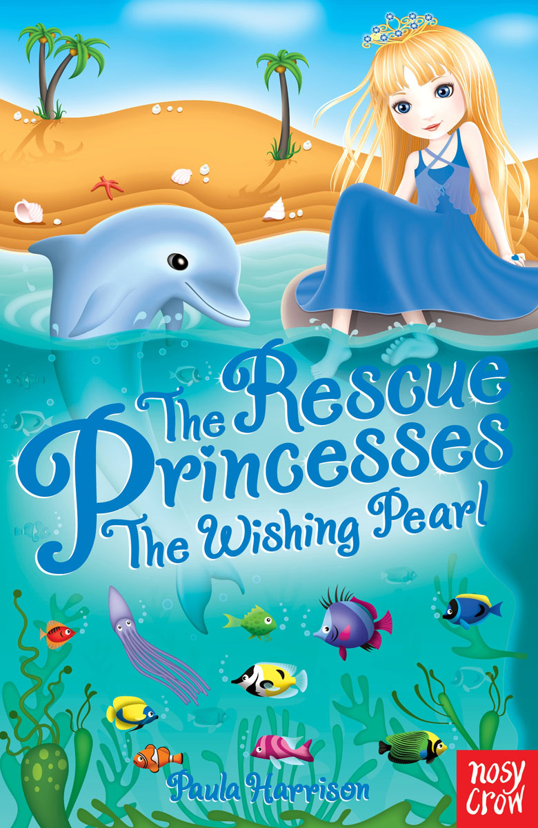 The Rescue Princesses: The Wishing Pearl the egyptian princesses