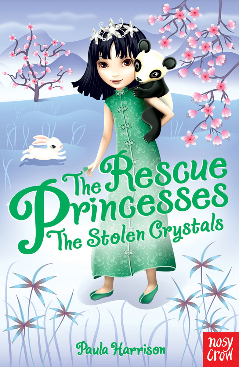 The Rescue Princesses: The Stolen Crystals чехол для карточек who let the raccoons out дк2017 094