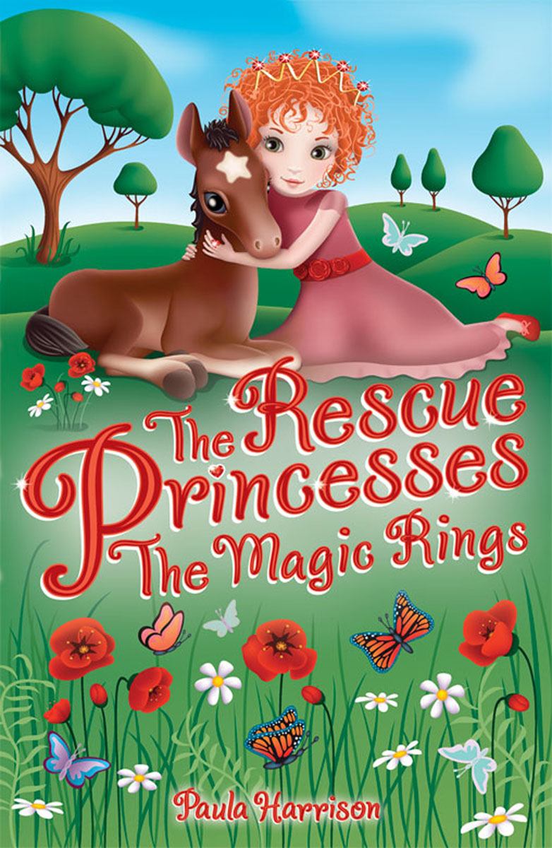 The Rescue Princesses: The Magic Rings the egyptian princesses