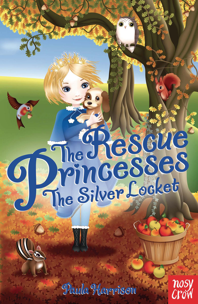 The Rescue Princesses: The Silver Locket the egyptian princesses