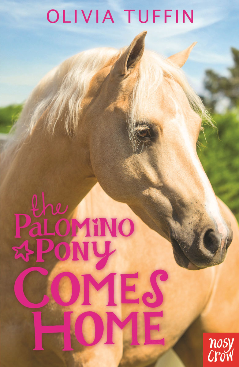 The Palomino Pony Comes Home what she left