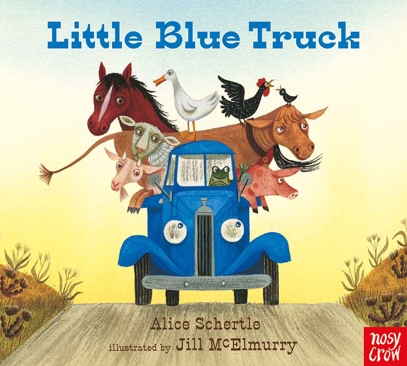 Little Blue Truck the road to yesterday