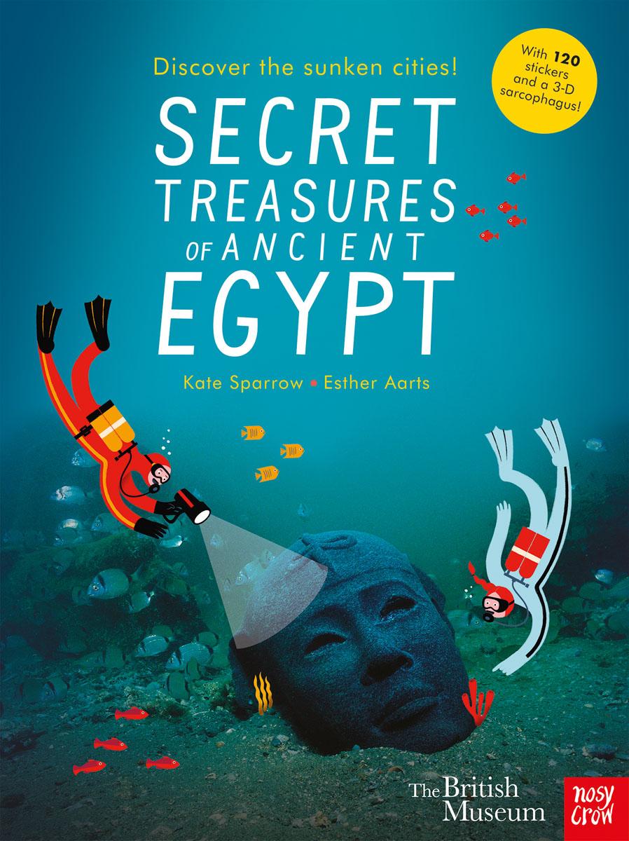 British Museum: Secret Treasures of Ancient Egypt: Discover the Sunken Cities ruins
