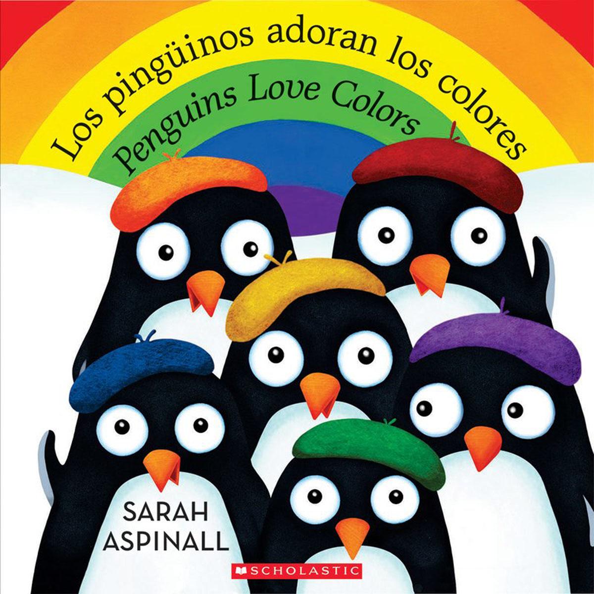 Los pinguinos adoran los colores los pinguinos adoran los colores