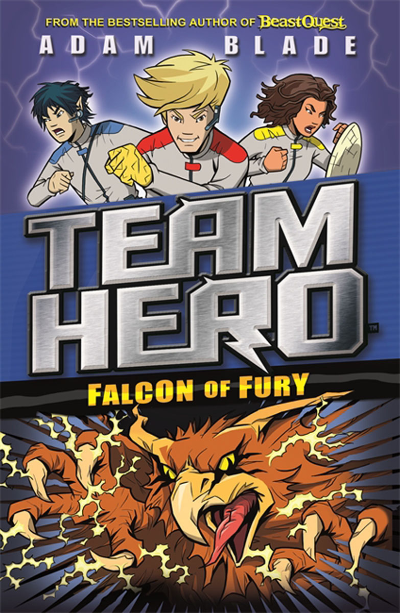 Team Hero: Falcon of Fury robotech the new generation the invid invasion