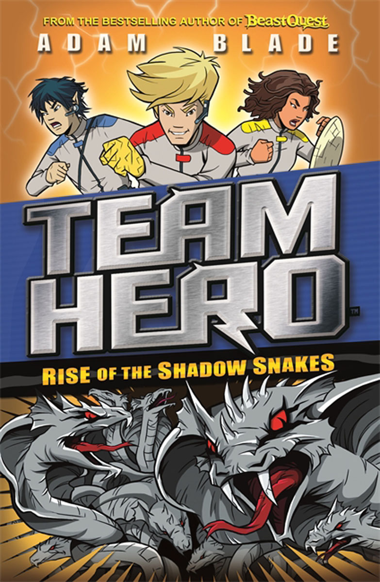 Team Hero: Rise of the Shadow Snakes peter powers and the itchy insect invasion