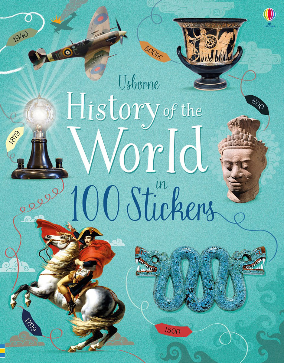 History of the World in 100 Stickers