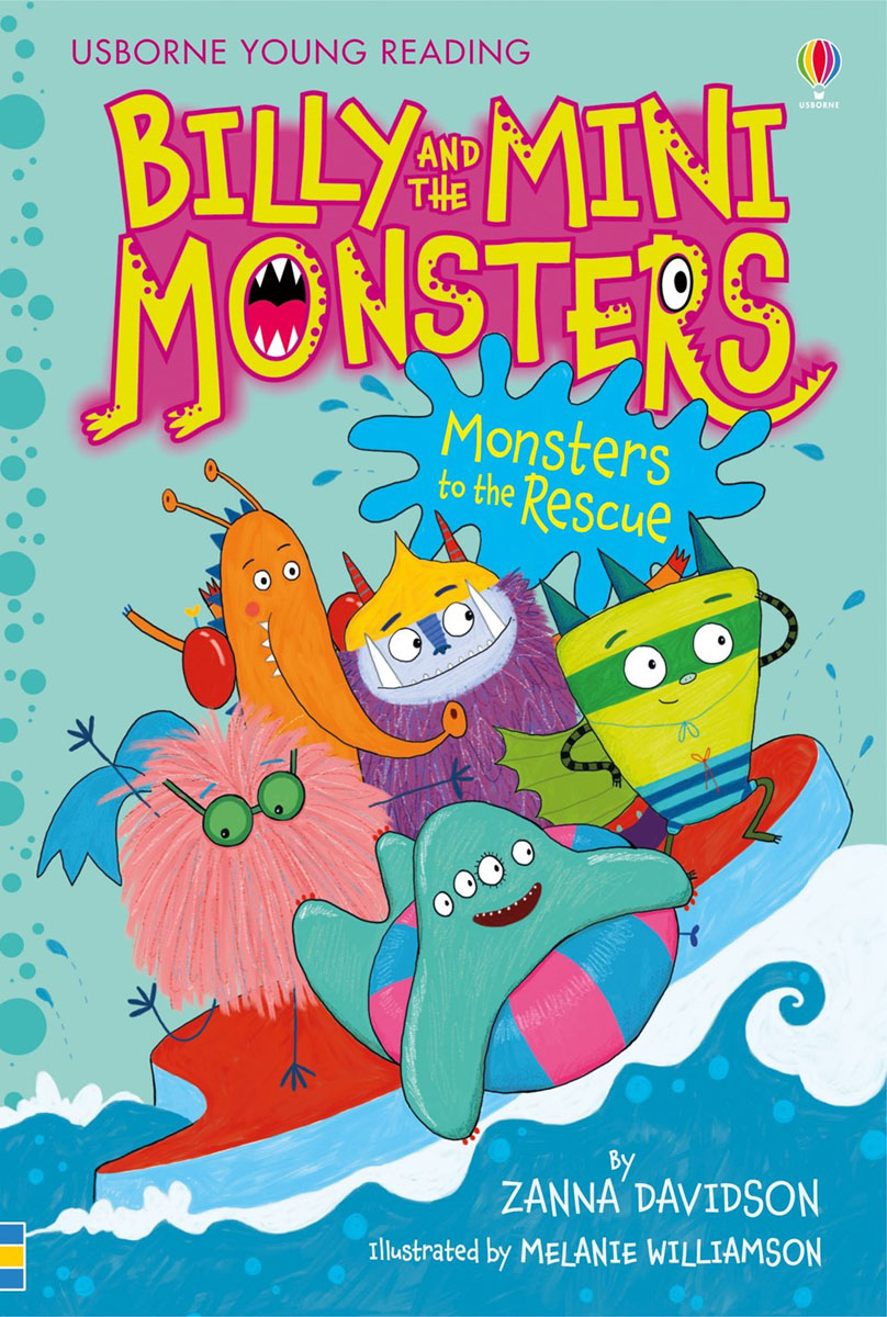 Billy and the Mini Monsters Monsters to the Rescue of monsters and men of monsters and men beneath the skin