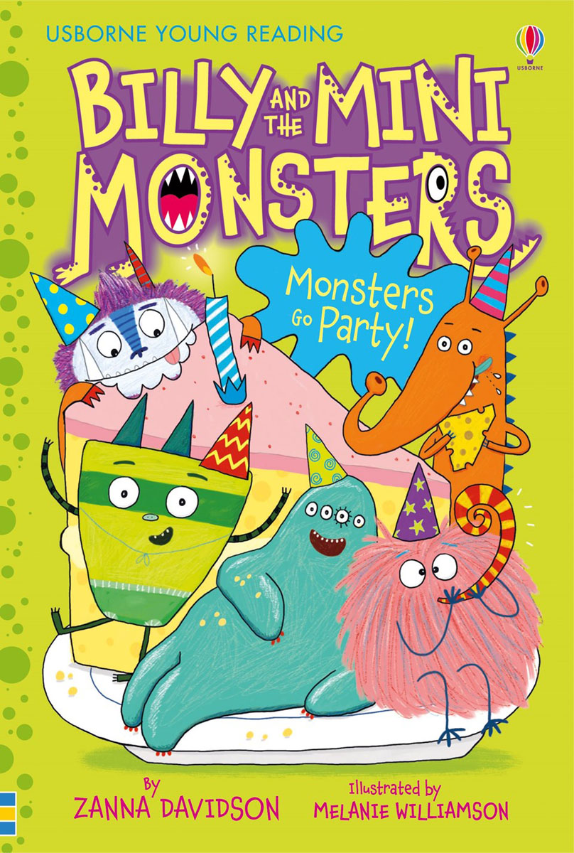 Billy and the Mini Monsters Monsters Go Party! monsters in the movies