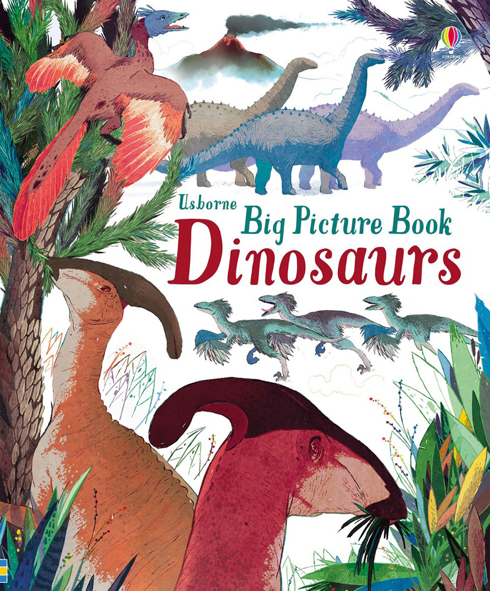 Big Picture Book Dinosaurs big picture atlas