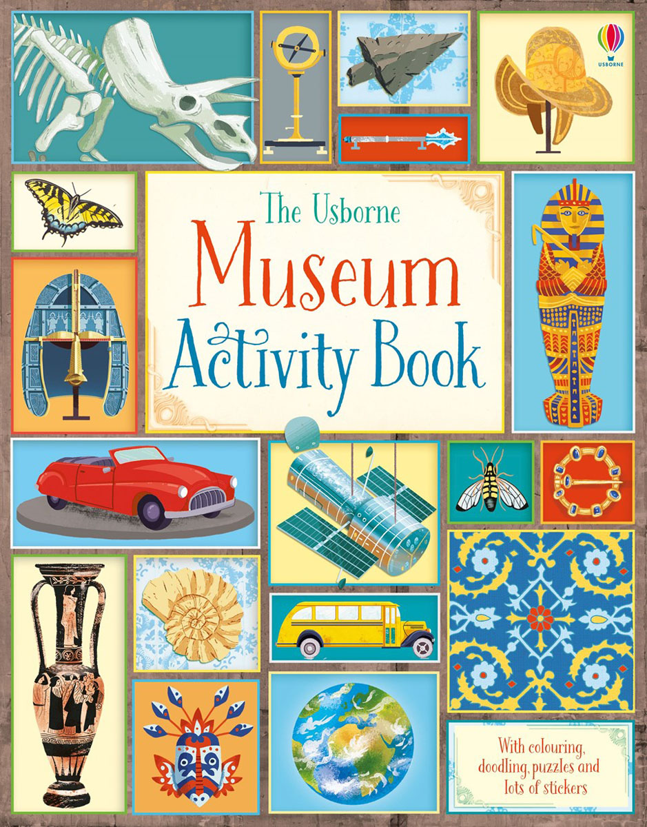 Museum Activity Book 20 ways to draw a dress and 44 other fabulous fashions and accessories