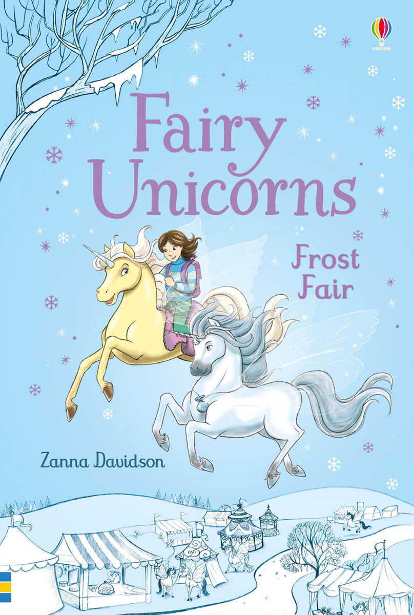 Fairy Unicorns Frost Fair fairy unicorns the magic forest