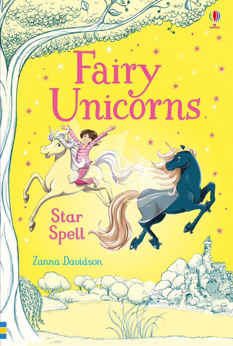 Fairy Unicorns Star Spell the fairy doll