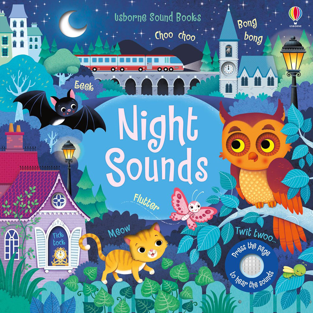 Night Sounds bats of the republic