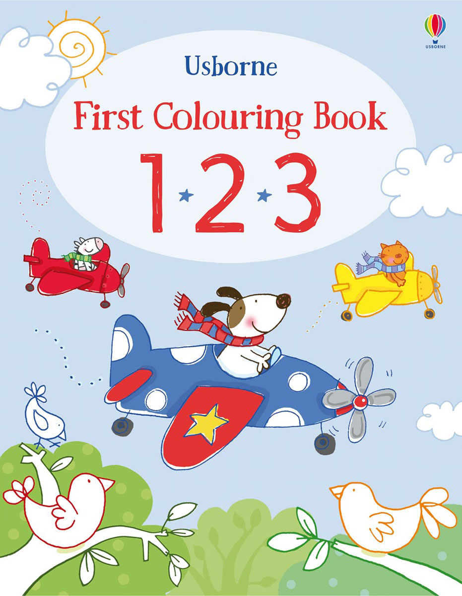 First Colouring Book 123 платье dorothy perkins maternity dorothy perkins maternity do028ewwpo30
