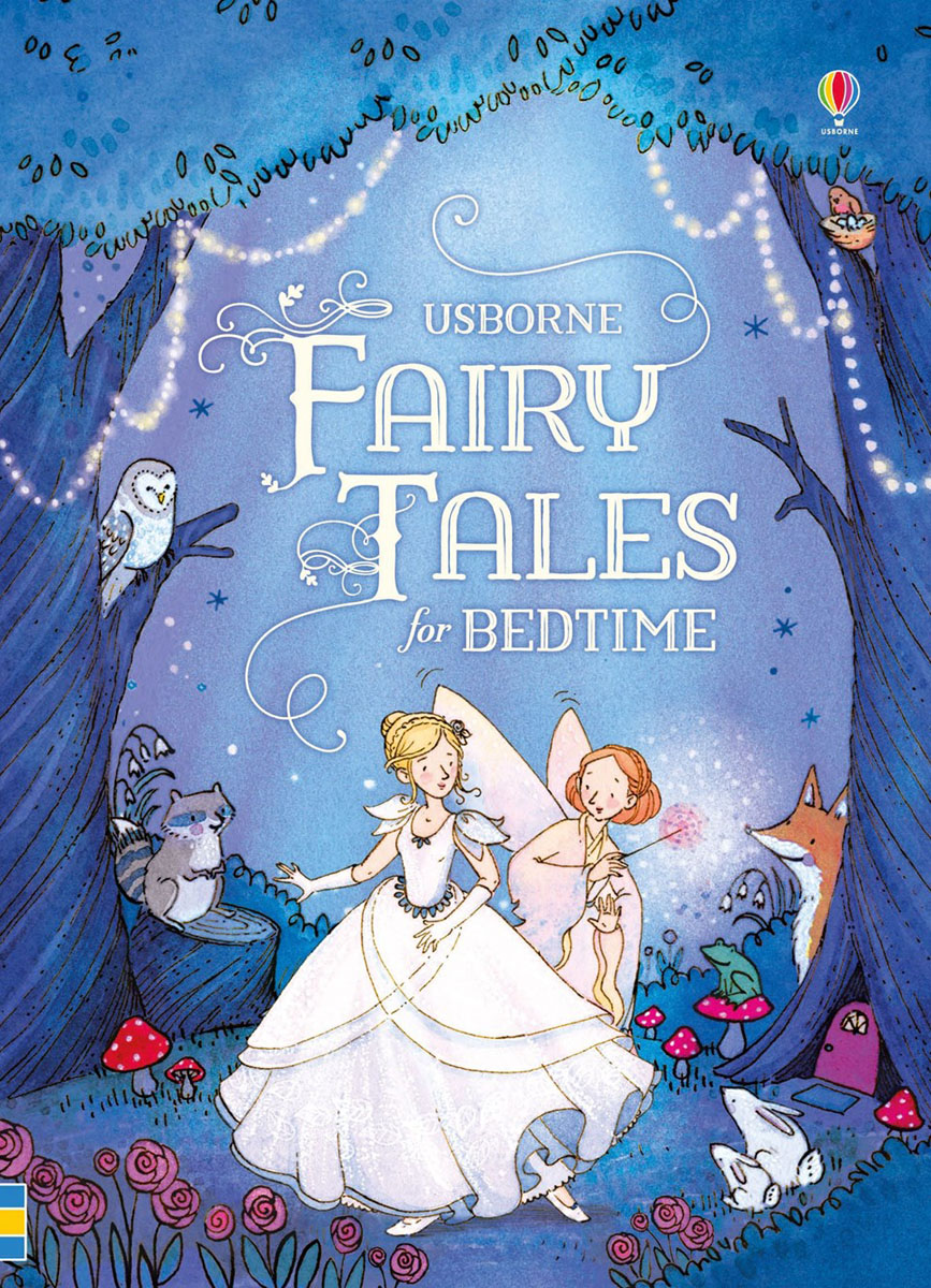 Fairy Tales for Bedtime зиновьева л fairy tales three little pigs три поросенка thumbelina дюймовочка