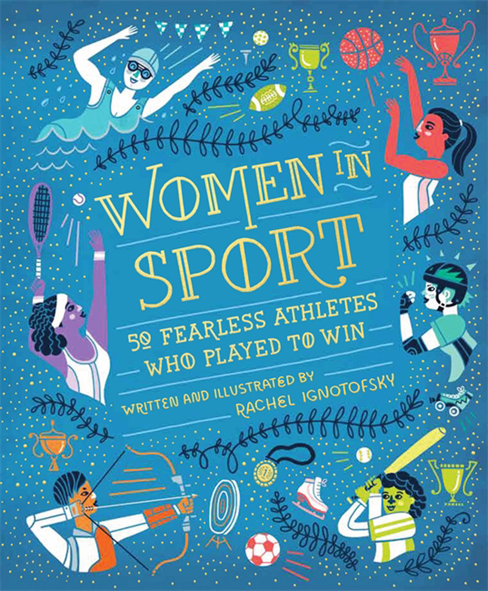 Women in Sport: Fifty Fearless Athletes Who Played to Win трусы captain fearless gay