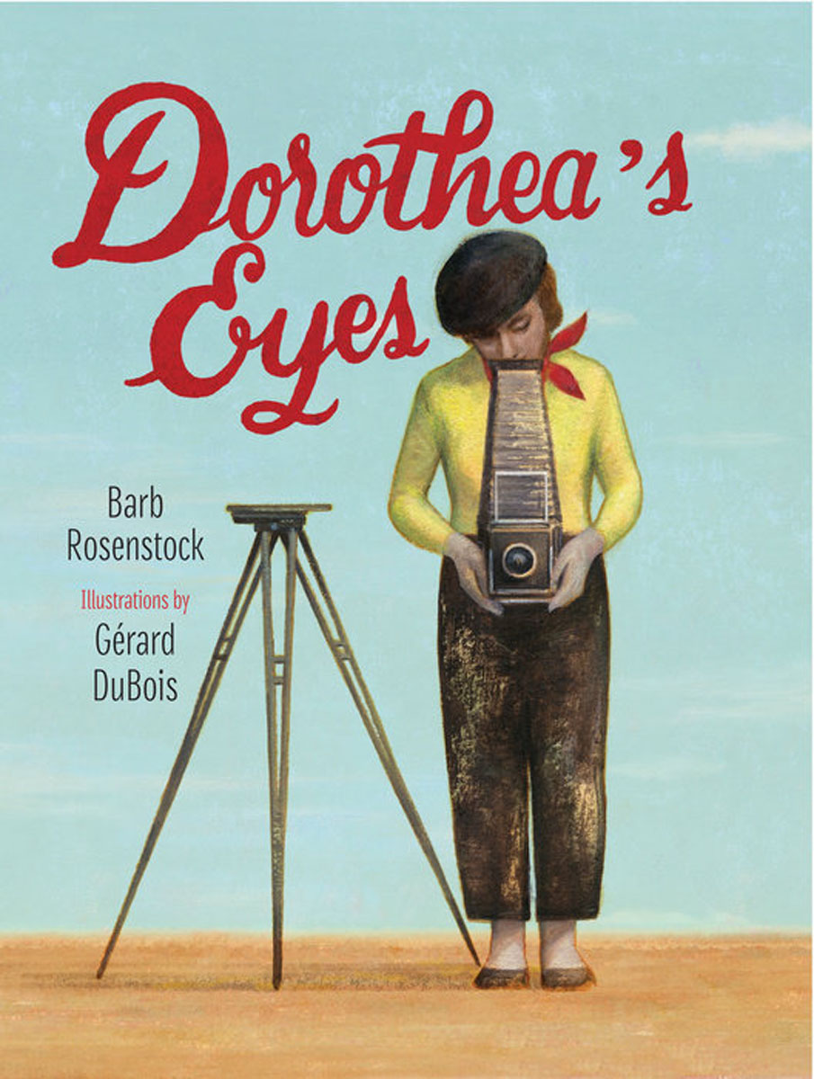 Dorothea's Eyes: Dorothea Lange Photographs the Truth the eyes of the cat