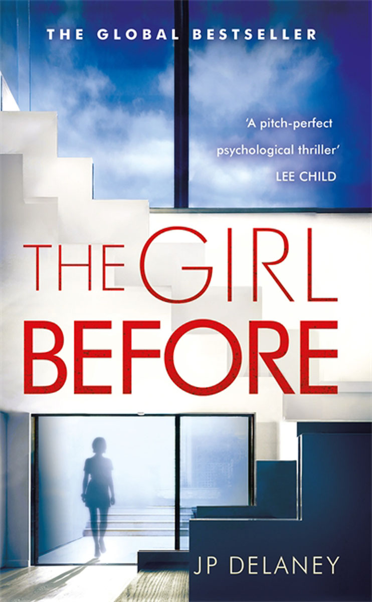 The Girl Before.