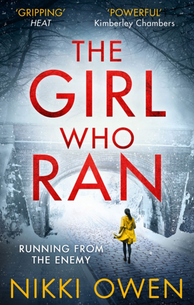 The Girl Who Ran martinez