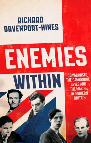 Enemies Within: Communists, the Cambridge Spies and the Making of Modern Brita сумка the cambridge satchel