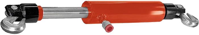 Цилиндр гидравлический Matrix, стяжной, усиленный с крюками, 10 т513485Стяжной гидроцилиндр Matrix предназначен для стягивания и рихтовки кузовов автомобилей и применяется вкомплектес набором для растяжки рихтовки металлоконструкций и кузовов автомобилей. Оборудование отличаетсявысоким качеством и надежностью. Уникальная конструкция крюков штанги позволяет зацеплять предметы сразных углов.Характеристики:Давление при максимальной нагрузке: 62 МПаМаксимальное усилие: 10 т Ход штока: 130 мм.