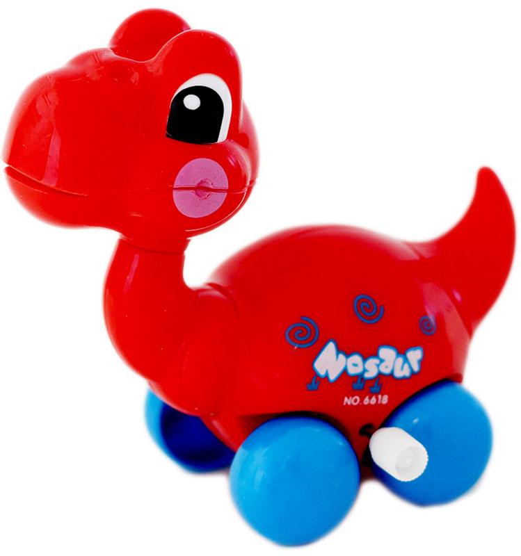 Bampi Заводная игрушка Динозаврик игрушка заводная автомобили 6см