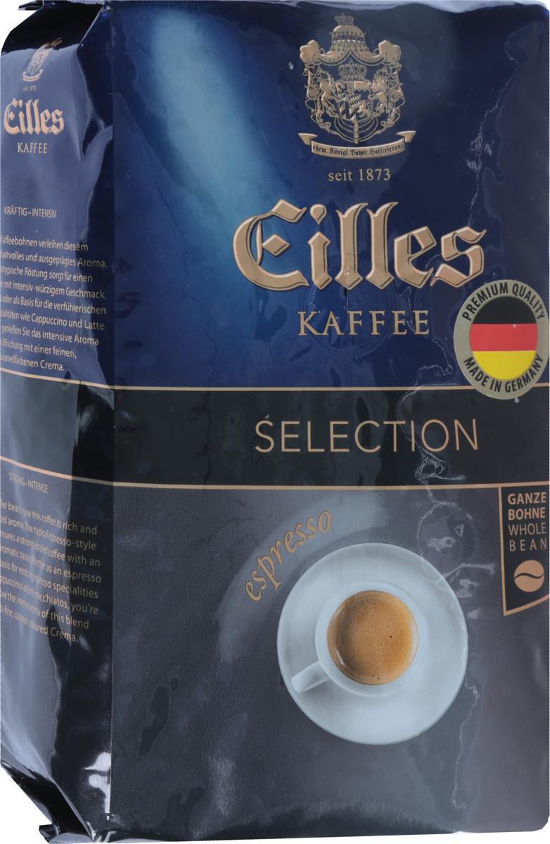 J.J. Darboven Eilles Selection Espresso кофе в зернах, 500 г кофе в капсулах professo selection 8шт proffi